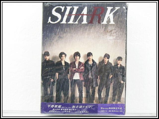 SHARK blu-ray BOX 初回限定生産 豪華版