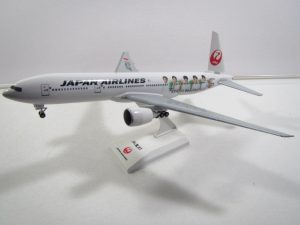JAL モデルプレーン